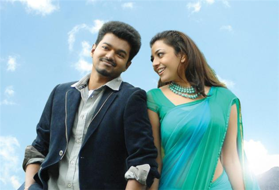 Thuppaki Music Review  - Tamil Movie Poster